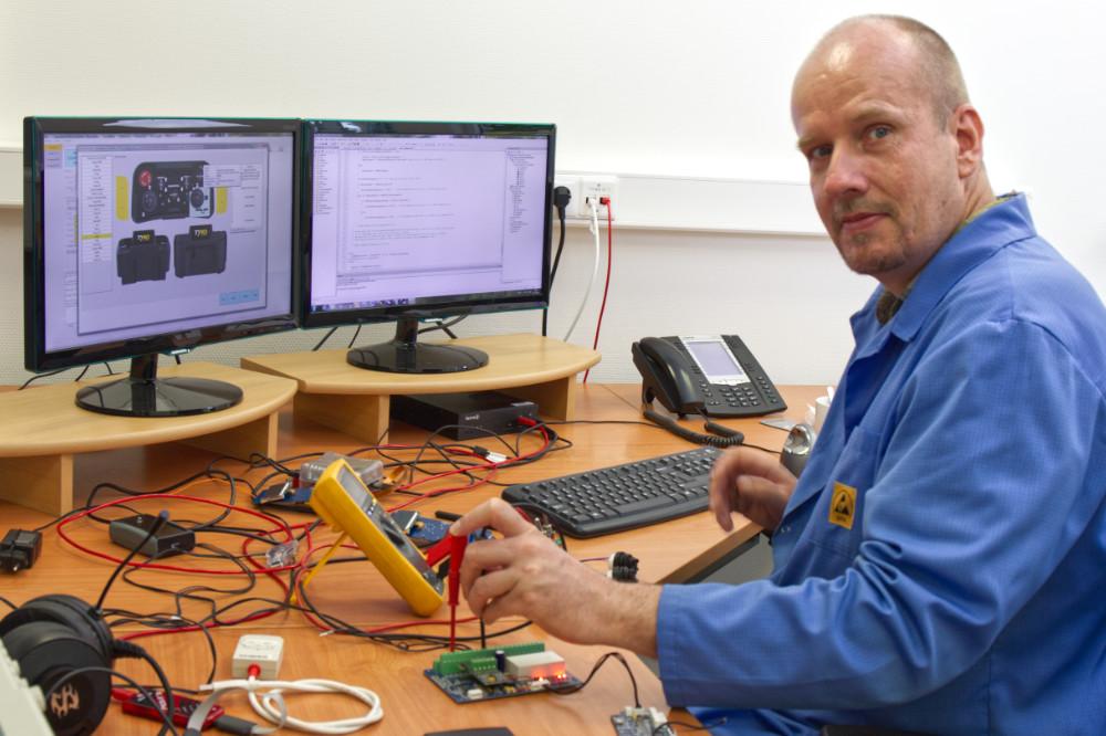 software engineer Tyro Remotes